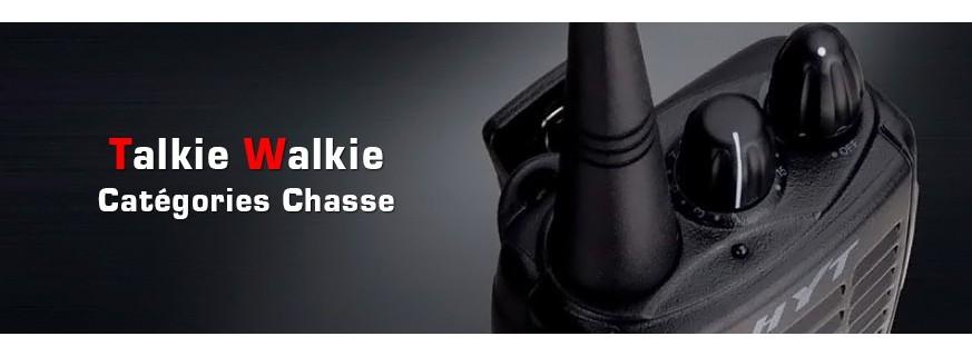 12 - Talkies Walkies Chasse