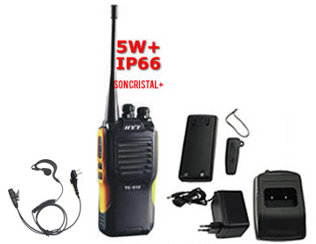 HYT TC 610 Talkie Walkie