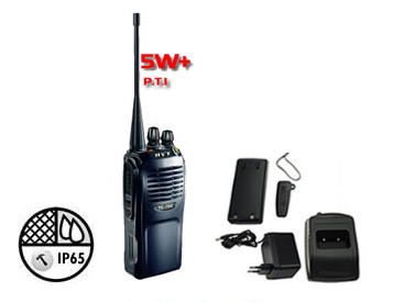 HYT TC 700 PTI Talkie Walkie