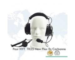 Casque HYT TC NR25 Carbone