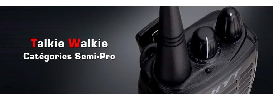 3 - Talkies Semi-Pros Chasse