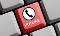 Hotline talkie walkie