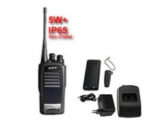HYT TC 620 Expert 5W+( IP65) + KIT ( OPTION)