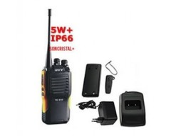 HYT TC 610 Expert 5W+(IP66) + Kit ( Option )