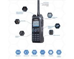 Hytera PD985 Radio avec Répéteur et  Full Duplex