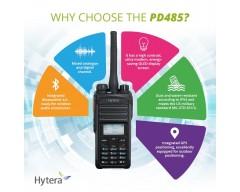 HYTERA PD485 BLUETOOTH